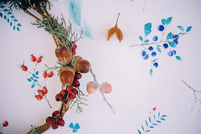 ioana petre berries pattern