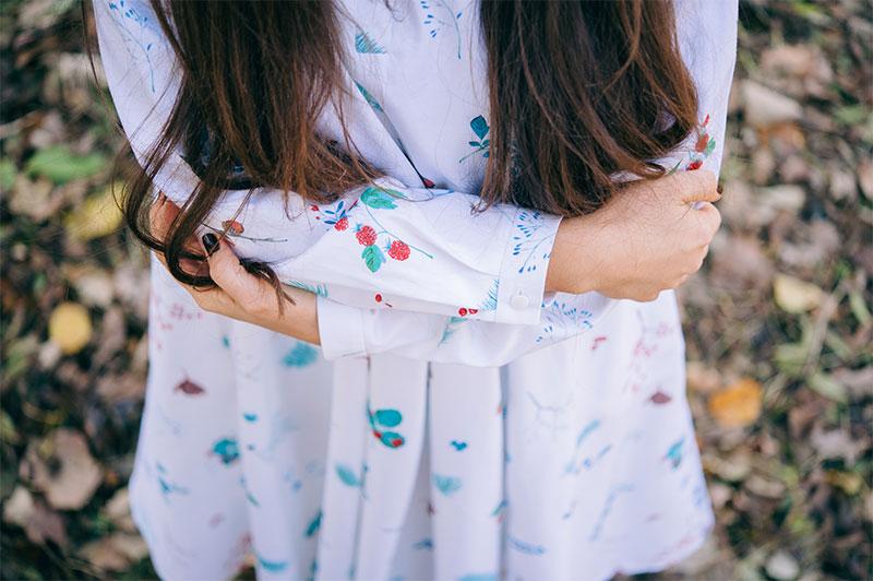 ioana petre berries dress