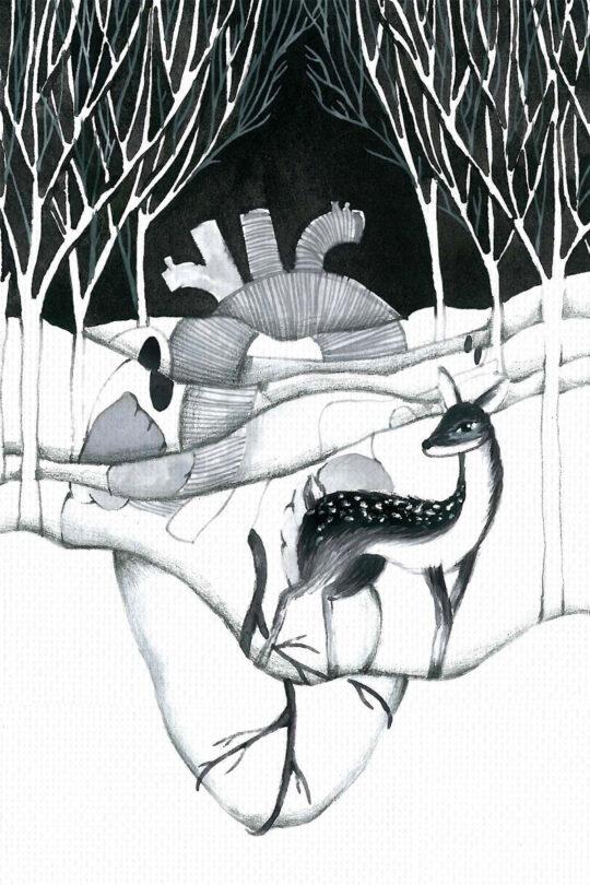 ioana petre forest heart