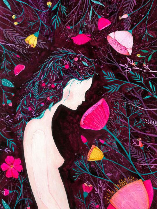 ioana petre wildflower girl