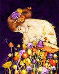 ioana petre mushroom girl
