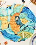 ioana petre the center will fly painting