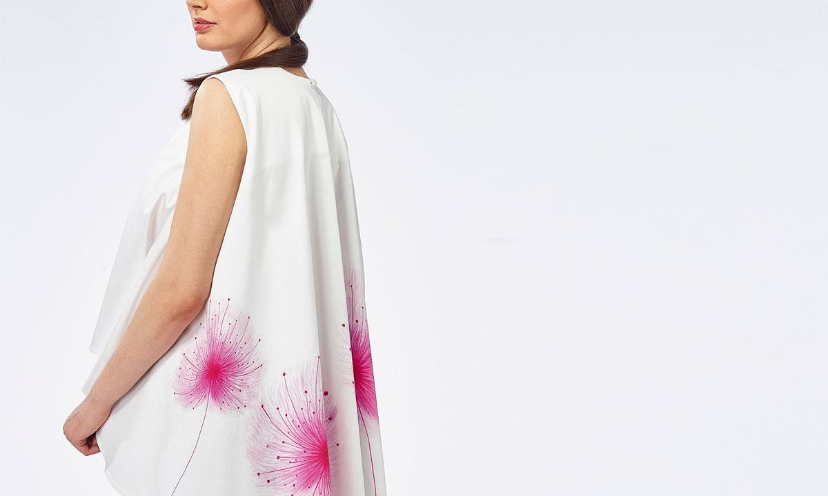 ioana petre dandelions pattern