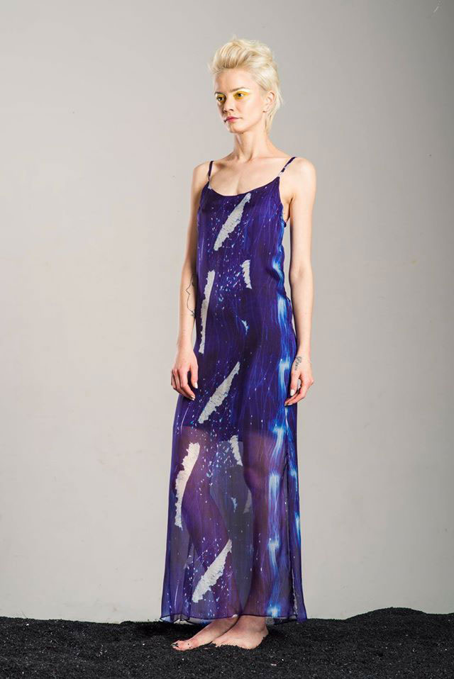 ioana petre rochie jellyfish