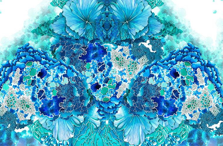 ioana petre lichen pattern