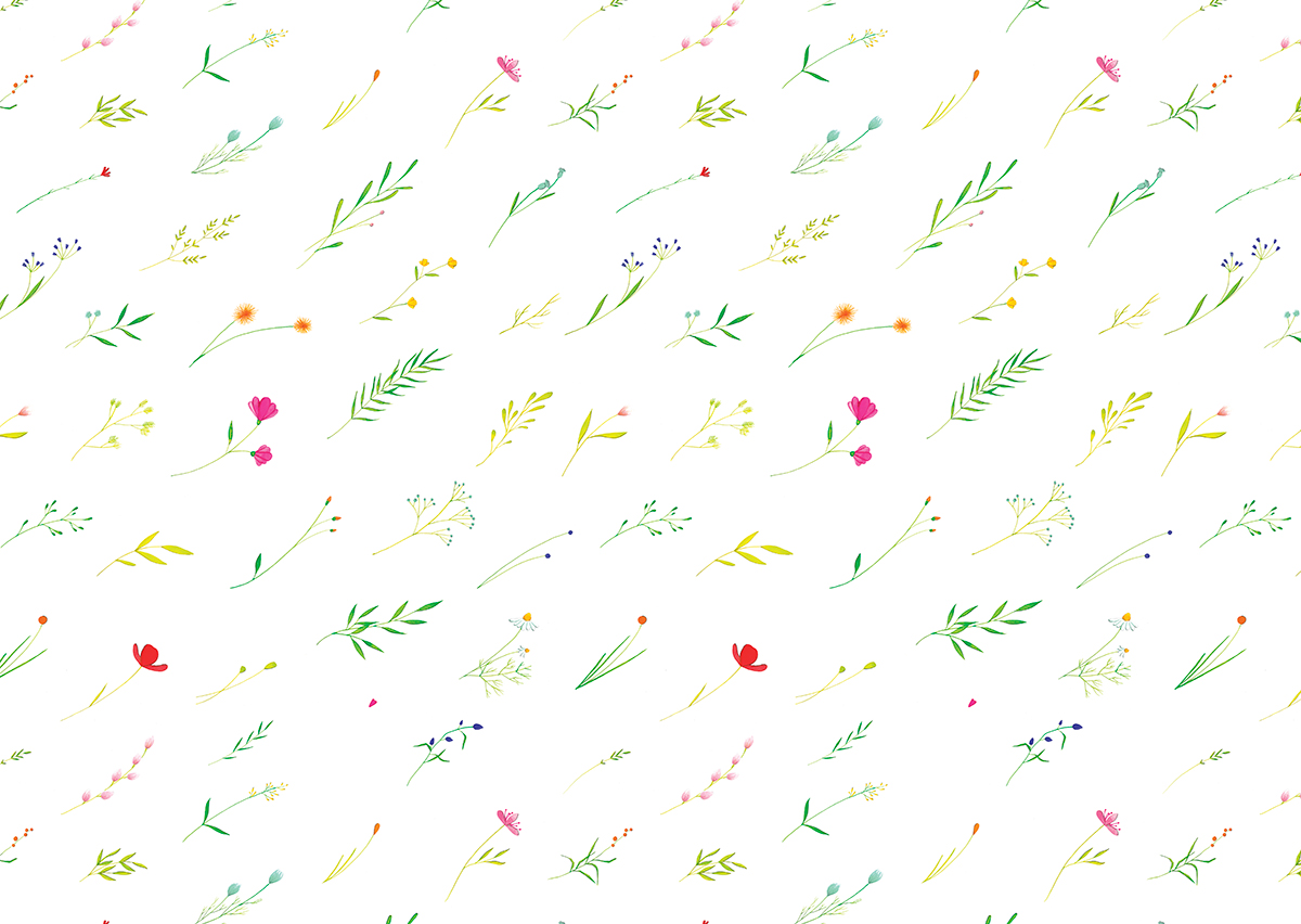 ioana petre wildflowers pattern