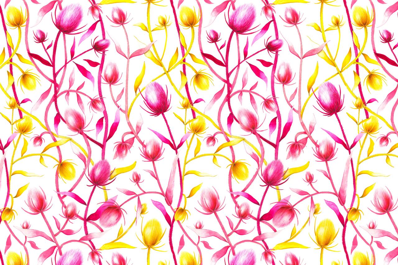 ioana petre thistles pattern