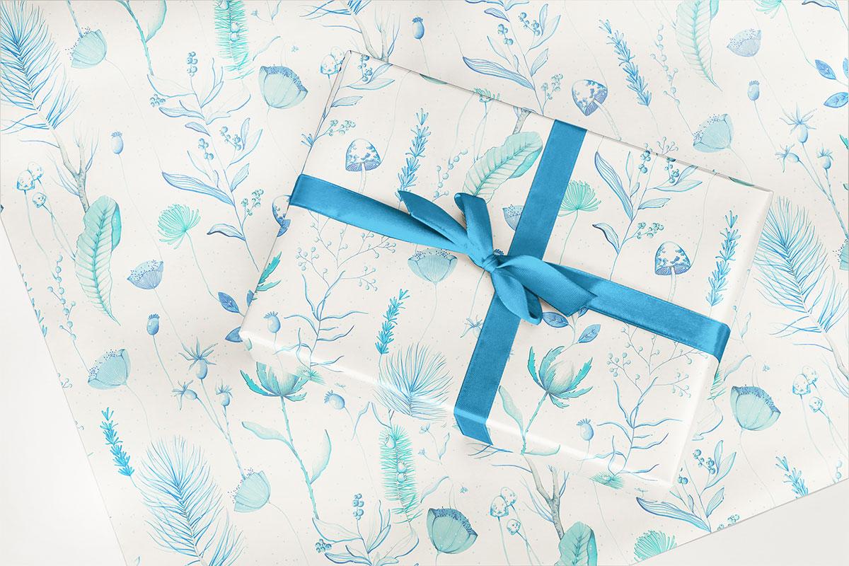 ioana petre ice flowers pattern carturesti